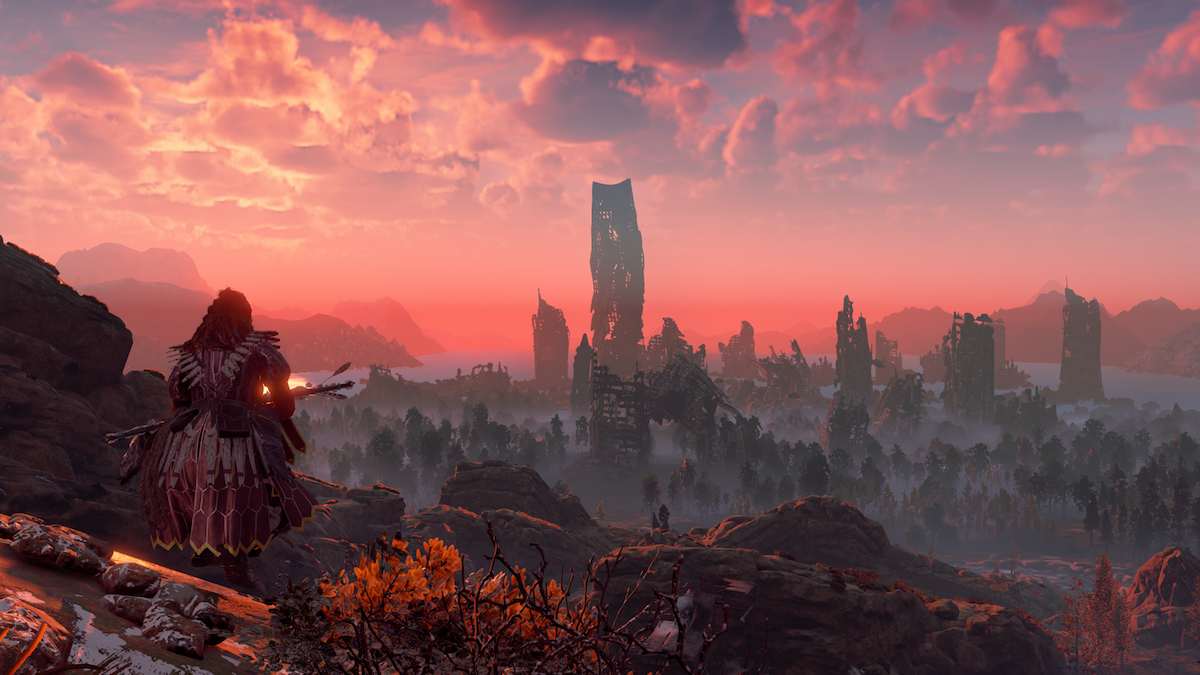 Horizon Screenshot