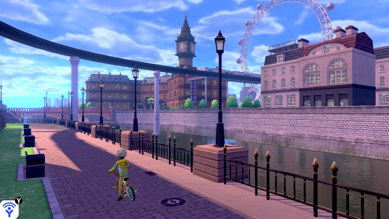 Wyndon in Pokémon Sword