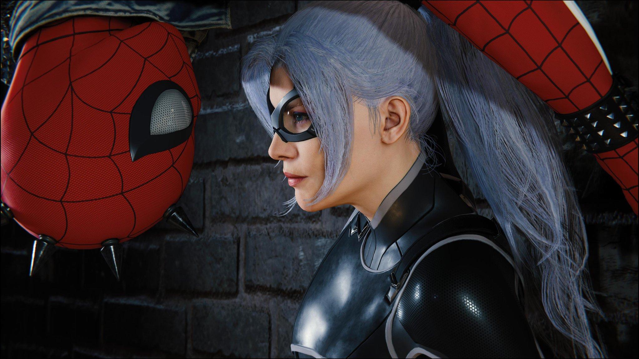 Spider-Man and Black Cat
